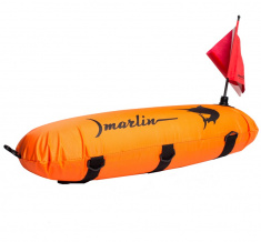 Буй Marlin TORPEDO orange